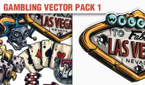 Gambling Vector Pack 1 Vector packs [tag]