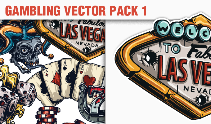 Gambling Vector Pack 1 Vector packs [tag]