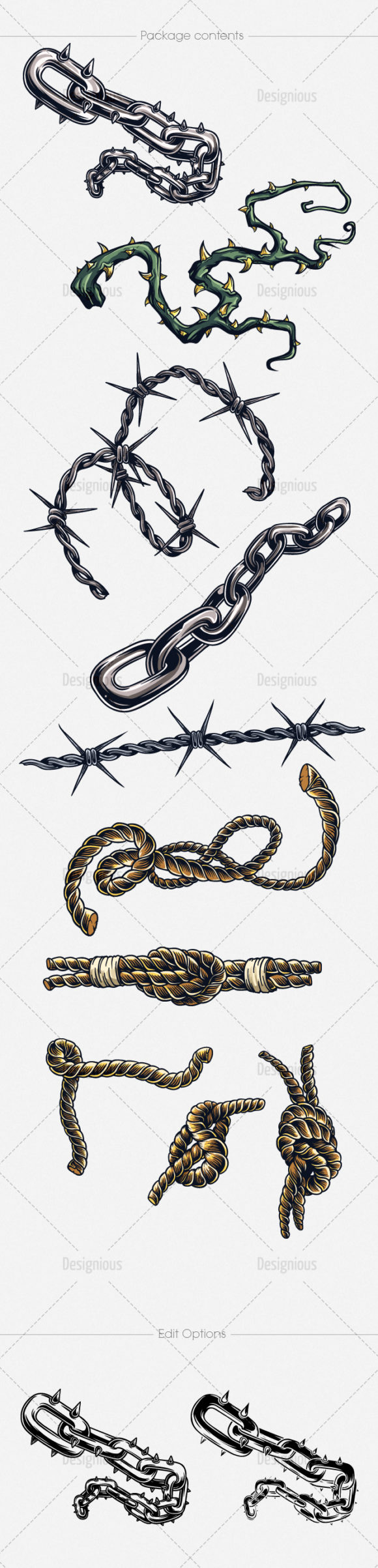 Shackled Vector Pack 1 6