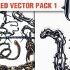 Shackled Vector Pack 1 3