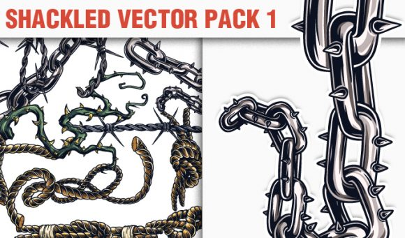 Shackled Vector Pack 1 5