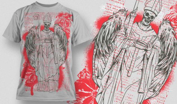 T-shirt Design 534 T-shirt Designs and Templates vector