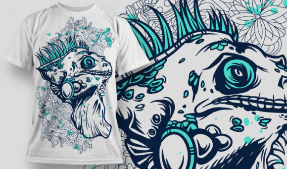T-shirt Design 538 products designious vector tshirt design 538