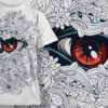 T-shirt Design 538 products designious vector tshirt design 539