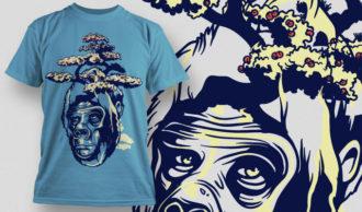 T-shirt Design 541 T-shirt Designs and Templates vector