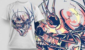 T-shirt Design 542 T-shirt designs and templates urban