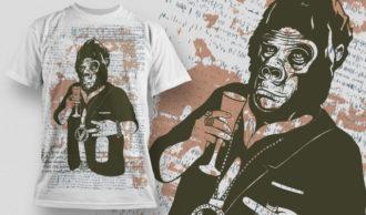T-shirt Design 550 T-shirt Designs and Templates vector