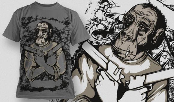 T-shirt Design 551 1