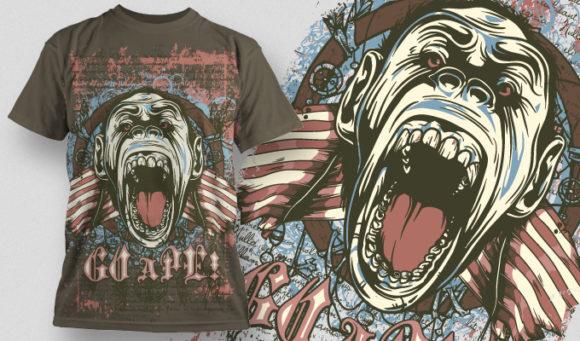 T-shirt Design 552 5