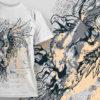 T-shirt Design 556 3