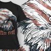 T-shirt Design 559 T-shirt Designs and Templates vector
