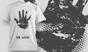 T-shirt Design 560 T-shirt designs and templates vector