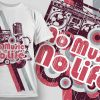 T-shirt Design 572 T-shirt Designs and Templates vector