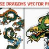 Dragons Vector Pack 2 3