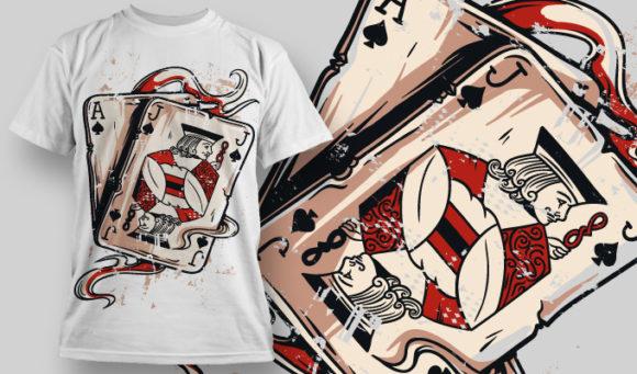 T-shirt Design 582 1