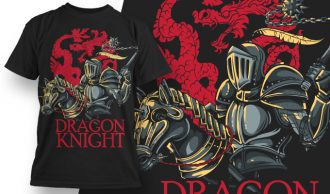 T-shirt Design 594 T-shirt Designs and Templates urban
