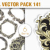 Floral Vector Pack 141 3