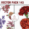 Floral Vector Pack 143 1