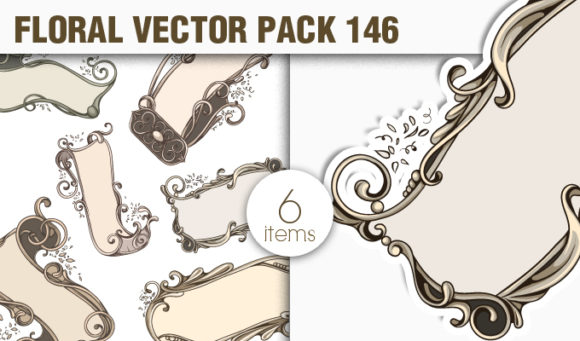 Floral Vector Pack 146 5