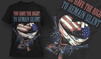 T-shirt Design 602 T-shirt Designs and Templates vector