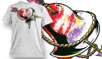 T-shirt Design 604 T-shirt Designs and Templates vector