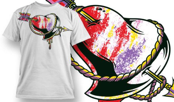 T-shirt Design 604 1
