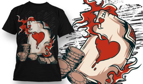 T-shirt Design 606 1
