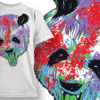 T-shirt Design 609 products designious tshirt design 607