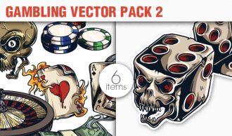 Gambling Vector Pack 2 People [tag]