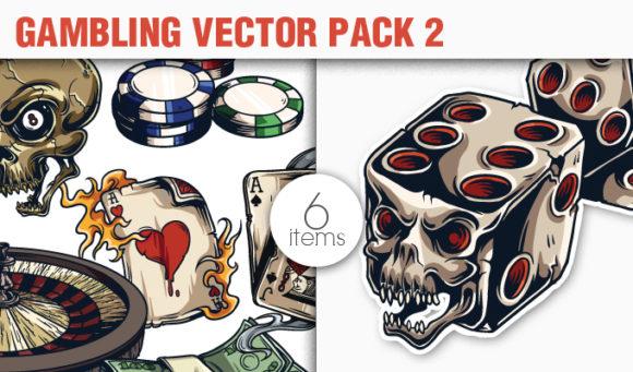 Gambling Vector Pack 2 5