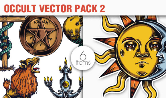 Occult Vector Pack 2 5