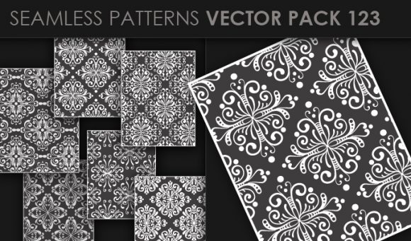 Seamless Patterns Vector Pack 123 products seamless patterns vector pack 123 small 1