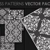 Seamless Patterns Vector Pack 126 products seamless patterns vector pack 125 small
