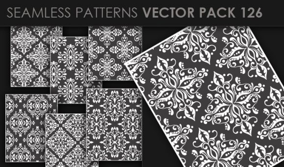 Seamless Patterns Vector Pack 126 products seamless patterns vector pack 126 small