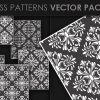 Free T-shirt Design 608 products seamless patterns vector pack 127 small