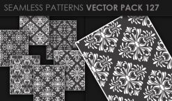 Free Seamless Patterns Vector Pack 127 Patterns [tag]