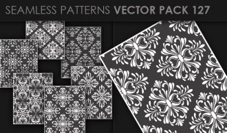 Full library Pricing products seamless patterns vector pack 127 small