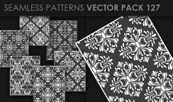 Free Seamless Patterns Vector Pack 127 Vector Patterns [tag]
