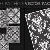 Seamless Patterns Vector Pack 129 1