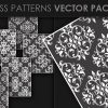 Seamless Patterns Vector Pack 130 1