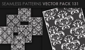 Seamless Patterns Vector Pack 131 Vector Patterns [tag]