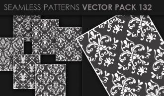 Free Seamless Patterns Vector Pack 132 Freebies [tag]