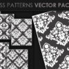 Seamless Patterns Vector Pack 135 1