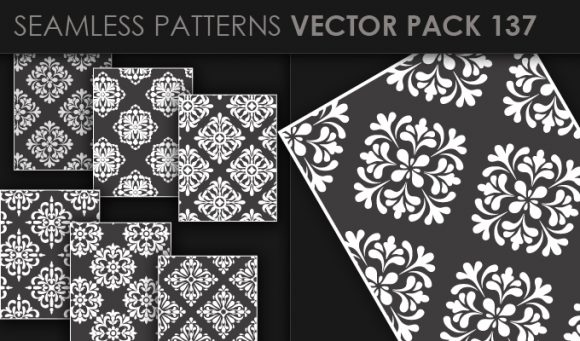 Seamless Patterns Vector Pack 137 products seamless patterns vector pack 137 small
