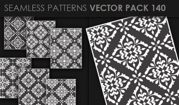 Seamless Patterns Vector Pack 140 products seamless patterns vector pack 140 small