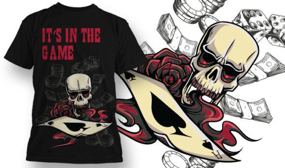 T-shirt Design 648 1