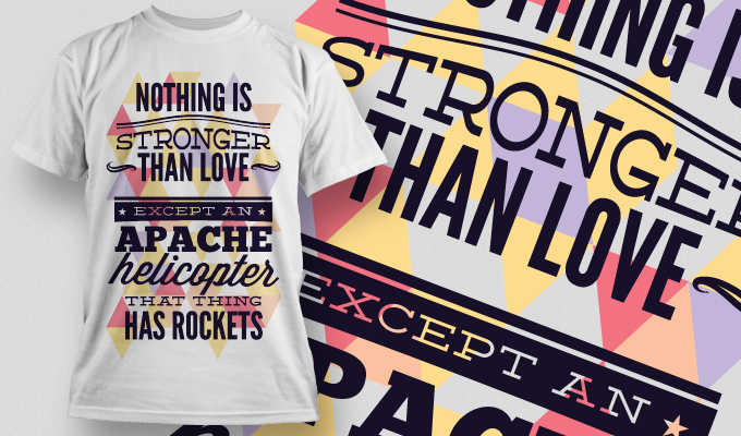 Free T-shirt Design 653 Freebies LOVE