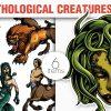 Greek Mythological Creatures Vector Pack 2 3