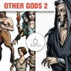 Greek Mythological Titans Vector Pack 1 products designious vector other gods 2 small