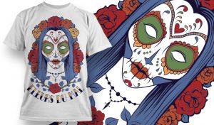 T-shirt Design 669 T-shirt designs and templates vector